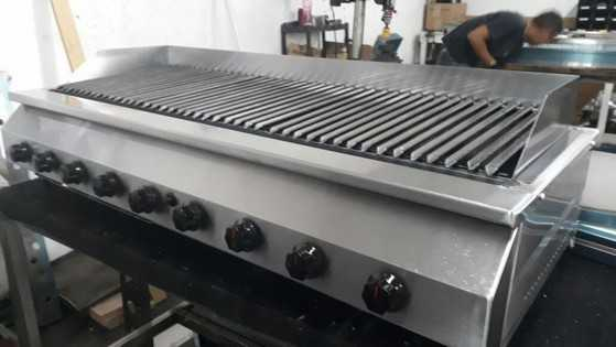 Char Broiler com Chapa para Lanche Valor Engenheiro Goulart - Char Broil Grill