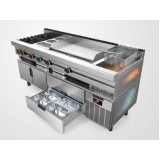 char broiler para hamburger valor Brooklin