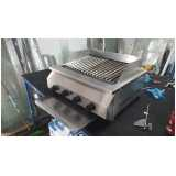 comprar char broiler para hamburger Guararema