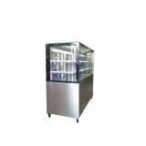 expositor refrigerado Brooklin